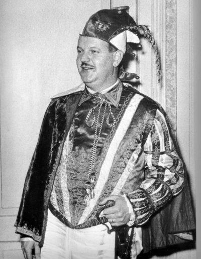 1954-1955 - Prins Tita II - Cees van Lier