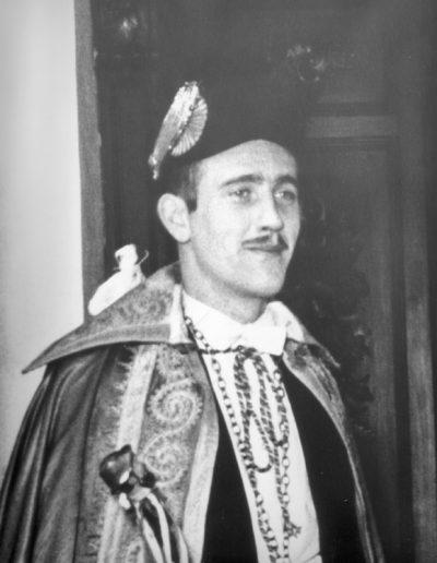 1957 - Prins Tita IV - Martien Huvenaars