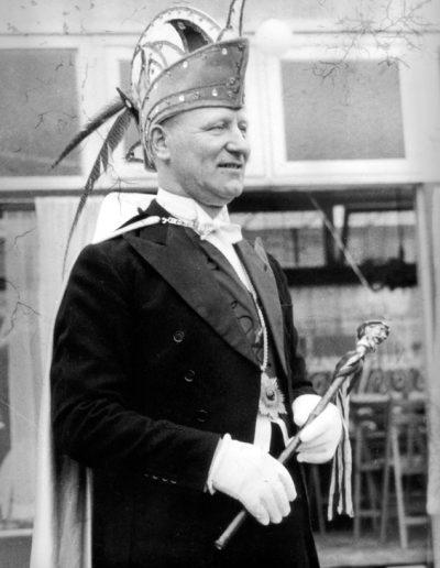 1960-1961 - Prins Tita VI - Gerard Schouten
