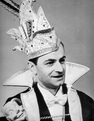 1962 - Prins Piet I - Piet Vollenberg
