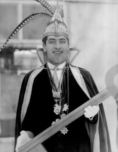 1963 - Prins Jan I - Jan van de Mosselaar