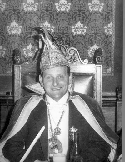 1964 - Prins Henk I - Henk van de Schoot