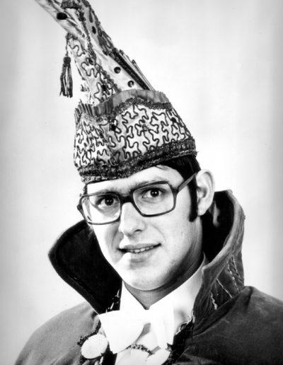 1972 - Prins Cas I - Cas de Greeff