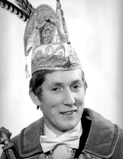 1973 - Prins Bernhard I - Bernhard Burhorst