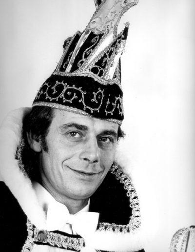 1980 - Prins Ben I - Ben Verhaaren