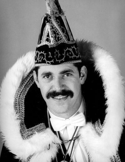 1982 - Prins Harrie I - Harrie de Greeff
