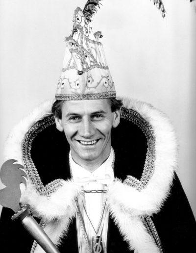 1986 - Prins Tita VIII - Jan Verhaaren