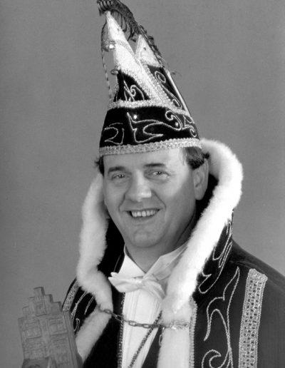 1991 - Prins Tita XIII - Wim Verhaaren