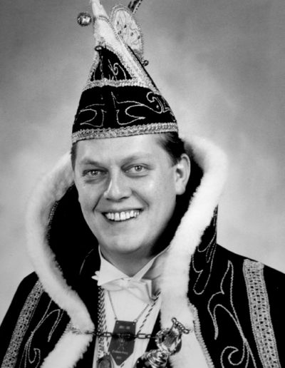 1992 - Prins tita XIV - Paul Jansen