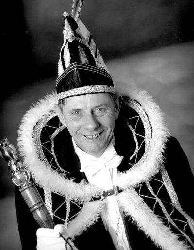 2001 - Prins Tita XXIII - Peter Verhaaren