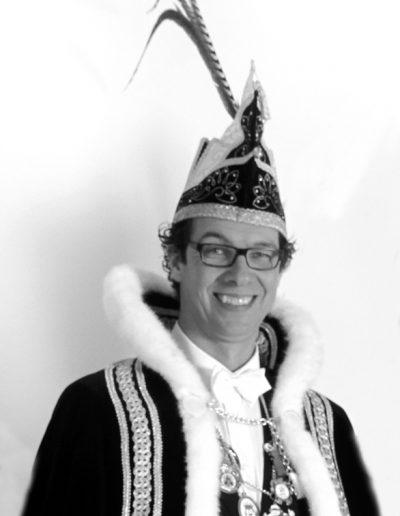 2014 - Prins Tita XXXVI - Carlo Mol